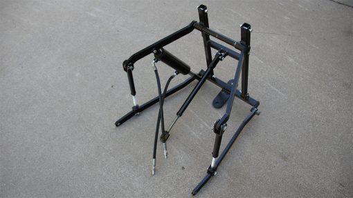 Hydraulic-ATV-3-Point-Hitch-Add-On