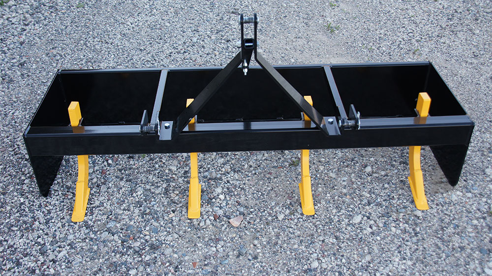 Atv Box Blade Attachment Hydraulic Atv Grading Accessories