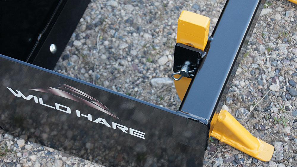 Atv Box Blade : Atv box blade attachment hydraulic grading accessories