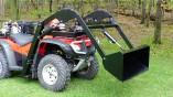 Hydraulic-ATV-Front-Loader-Attachment-1
