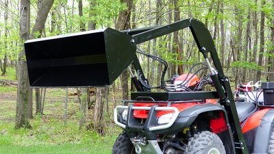Hydraulic-ATV-Front-Loader-Attachment-2