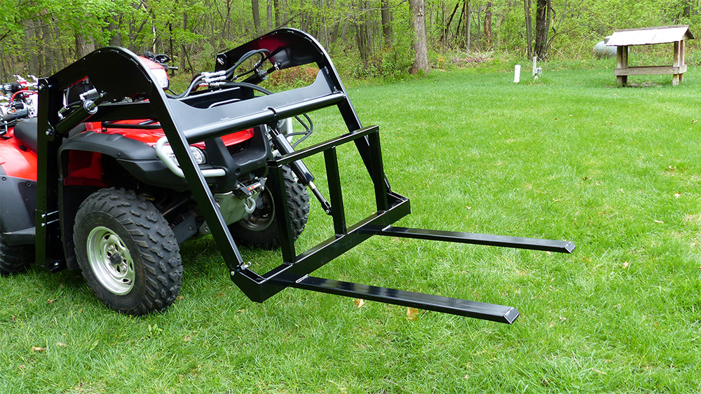 Atv Accessories Quad Hydraulic Equipment Atv Attachments Store