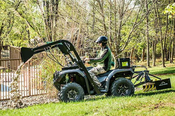 Hydraulic Powered Attachments For Your ATV