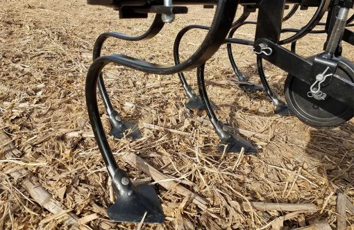 Hydraulic Powered Cultivator ATV Attachment Product Image 2