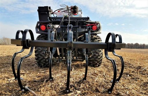 Hydraulic Powered Cultivator ATV Attachment Product Image 3