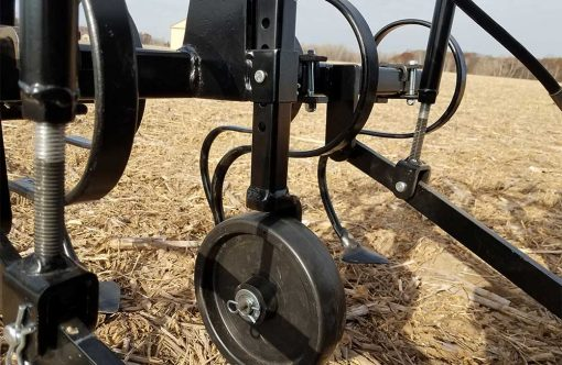 Hydraulic Powered Cultivator ATV Attachment Product Image 4