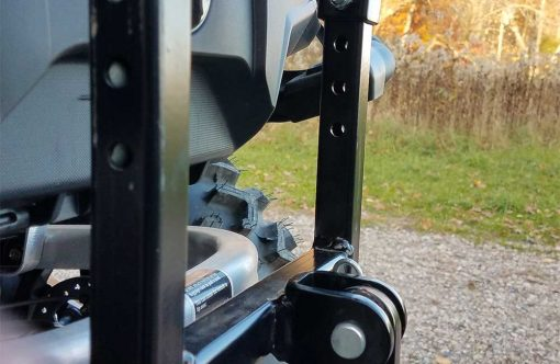 Hydraulic Powered Rear 3 Point Hitch Add On Unit Product Image 4