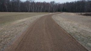 Paved-Dirt-Road-Using-ATV-Box-Blade