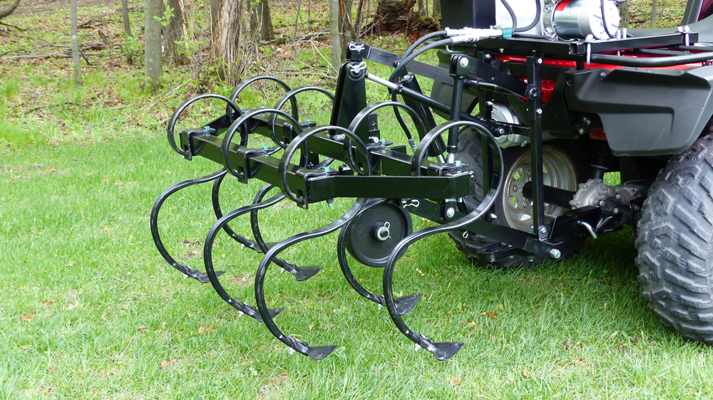 Suzuki Hydraulic ATV Attachments