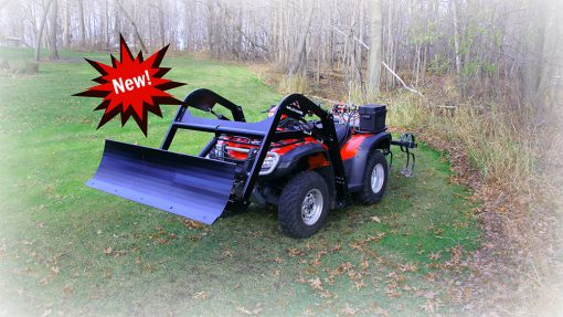 atv-hydraulic-snow-plow